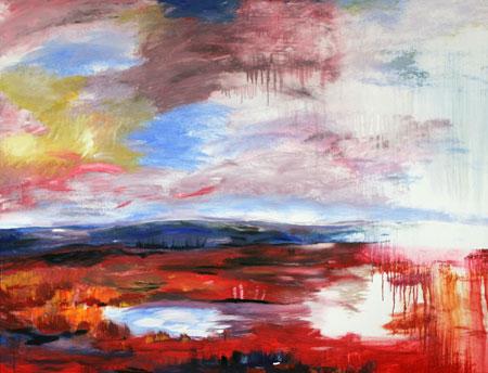 Landschaft-VII